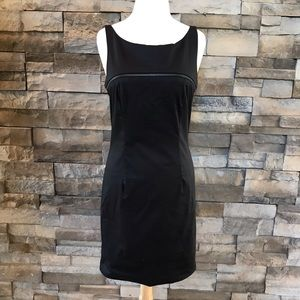 Andrew Marc Black Dress